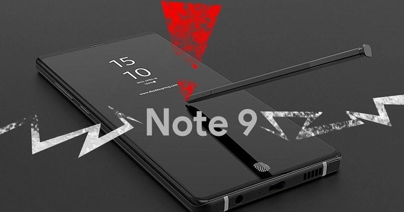 Galaxy Note 9 phiên bản Snapdragon 845 đạt chứng nhận tại FCC chuẩn bị cho ngày ra mắt
