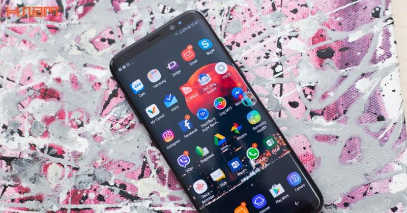 Galaxy S8/ S8+ nhận bản cập nhật bổ sung tính năng quay Super Slow Motion và AR Emoji