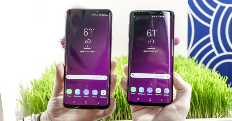 Giá điện thoại Samsung Galaxy S9 Plus cũ tại Hnam Mobile