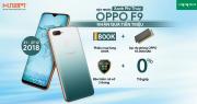 Gói bảo hiểm đặc quyền dành riêng Oppo F9 Xanh Phỉ Thúy