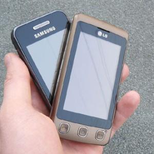 Hai 'sát thủ' của Nokia 5800 và LG Cookie