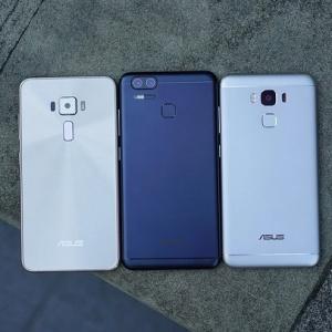 Hình ảnh ASUS ZenFone 3 Zoom: camera kép, pin khủng 5000 mAh
