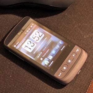 Hình ảnh HTC Touch2
