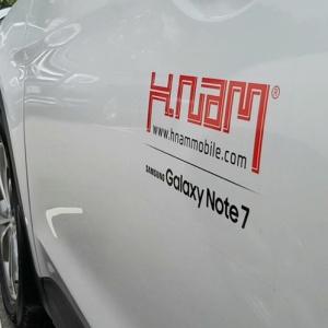 Hnam Mobile đồng hành cùng sự kiệnra mắt Caravan Families Club