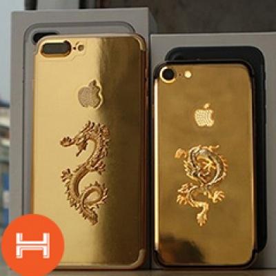 Hnew số 35: iPhone 7 Plus rồng vàng giá 90 triệu, Xuất hiện smartphone RAM 8 GB.