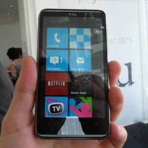 HTC HD7 - 'kẻ thừa kế' HD2