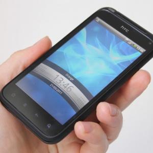 HTC Incredible S xách tay giá 12 triệu