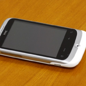 HTC Wildfire - smartphone hấp dẫn