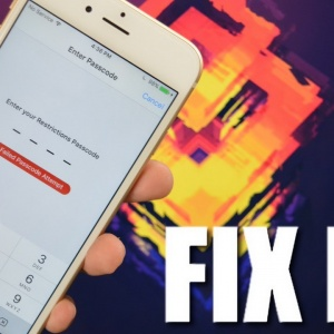 Hướng dẫnmở khóa iPhone bị vô hiệu hóa do nhập sai mật khẩu