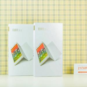 Khui hộp smartphone Gionee Elife S5.5 mỏng nhất thế giới