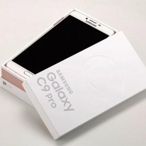 Lộ ảnh thực tế Samsung Galaxy C9 Pro RAM 6GB