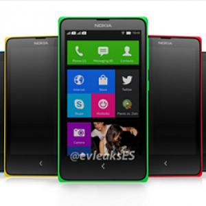 Lộ cấu hình smartphone Nokia Asha chạy Android 4.4 KitKat