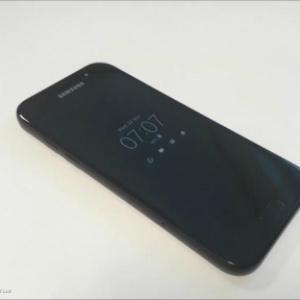 Lộ diện chùm ảnh điện thoại Samsung Galaxy A5 (2017)