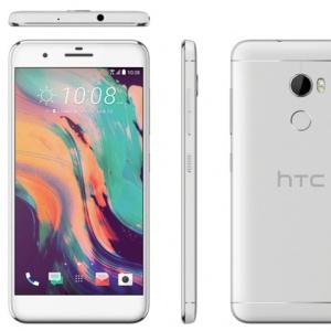 Mẫu điện thoại HTC One X10 trình làng giá 335USD