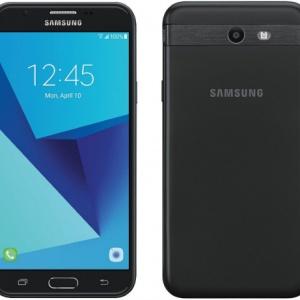 Mẫu điện thoại Samsung Galaxy J7 V sắp ra mắt