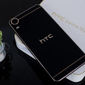 Mở hộp HTC Desire 10 Pro: Thiết kế đậm chất HTC, có RAM 4GB, camera 20 chấm. Phân khúc giá tầm trung.