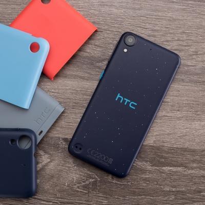 Mở hộp HTC Desire 630 - trẻ trung, màu sắc, tặng kèm ốp lưng và tai nghe Hi-res cao cấp.
