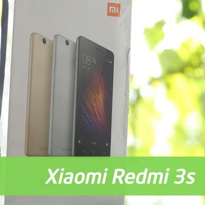Mở hộp và đánh giá Xiaomi Redmi 3s: Đáng mua trong phân khúc 3 triệu.