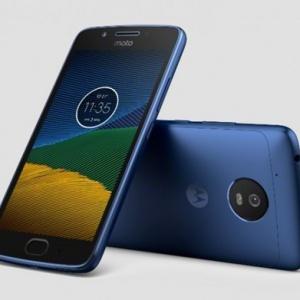 Moto G5 lộ diện phiên bản màu mớiBlue Sapphire