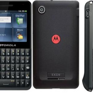 Motorola EX226 cảm ứng tích hợp 2 sim 2 sóng online