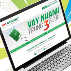 Mua trả góp online - Nhận ngay quà may mắn cùng FE Credit