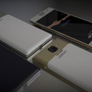 Ngắm concept Nokia 1100 tuyệt đẹp, chạy Android