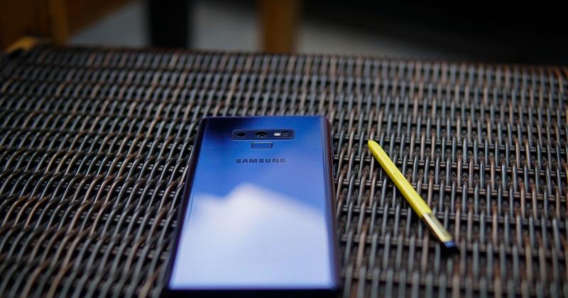 """Những tính năng khiến Galaxy Note9 trở thành """"ông trùm"""" giới smartphone Android"""
