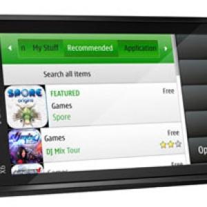 Những ứng dụng nghe nhạc trên Nokia X6