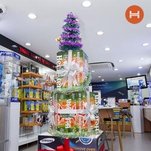 Noel 2016 - Hnam Mobile khoác áo mới, khuyến mãi KHỦNG
