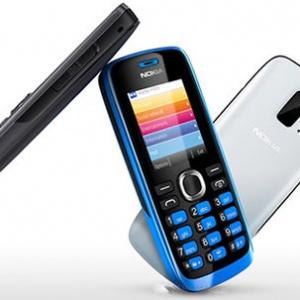 Nokia 110 và 112 ra mắt