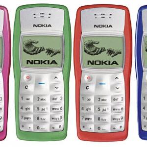 Nokia 1100 - chiếc điện thoại bán chạy nhất trong lịch sử
