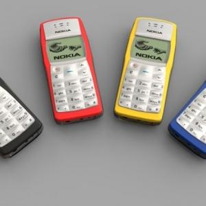 Nokia 1100 chạy Android 5.0 đang được thử nghiệm