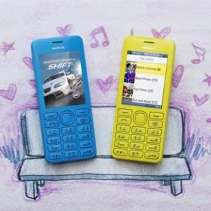 Nokia 206 'ghi điểm' trước người dùng Việt
