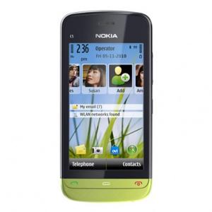 Nokia C5-03 giá 4,6 triệu đồng ở VN