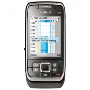 Nokia E66 mạnh mẽ và tài năng
