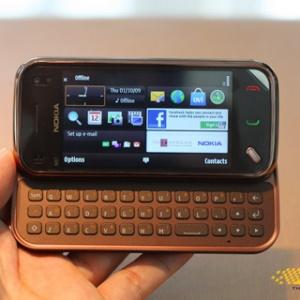 Nokia N97 Mini nhiều cải tiến
