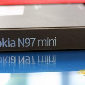 Nokia N97 Mini tại Việt Nam