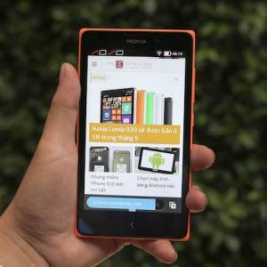 Nokia XL bắt đầu bán, giá 3,7 triệu đồng