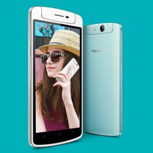 OPPO N1 mini bắt đầu bán, giá 8,99 triệu đồng tại Việt Nam