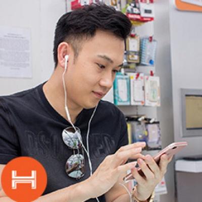 Phỏng vấn ca sĩ Dương Triệu Vũ về iPhone 7 Plus.