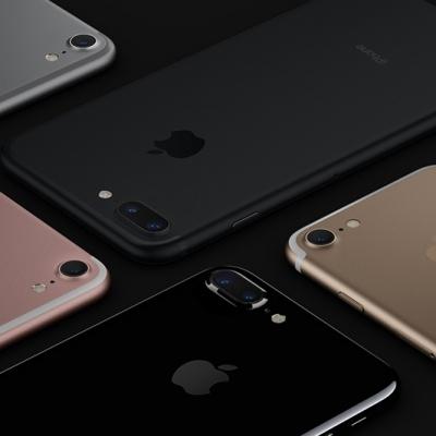 Ra mắt Apple iPhone 7 - camera kép, loa kép, chống nước, phím home cảm ứng, có 5 màu.
