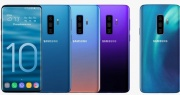 Rò rỉ các màu sắc trên 4 phiên bản Galaxy S10
