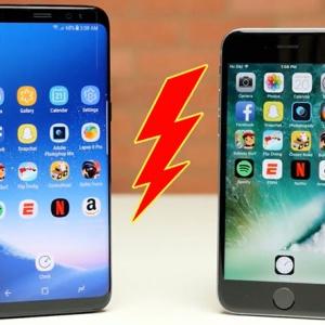 Samsung Galaxy S8 bị chê tốc độ yếu hơn cả Apple iPhone 6S