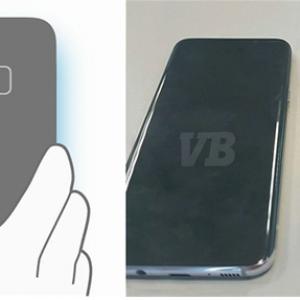Samsung Galaxy S8 lộ cảm biến ở mặt sau,nút điều hướng và một tính năng chưa từng công bố