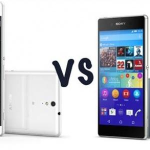 So sánh điện thoại Sony Xperia C5 và Sony Xperia Z3, nên mua chiếc nào?