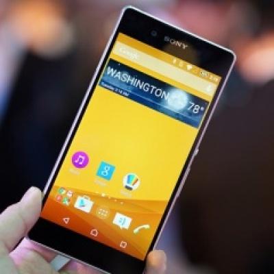 Sony Xperia Z3+ - Mỏng, Mạnh, Sang Chảnh