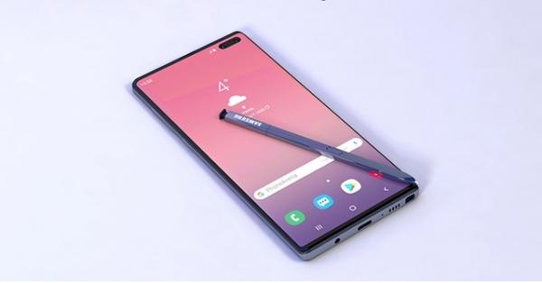 """Thiết kế mới Samsung Galaxy Note 10 """"đánh gục"""" giới công nghệ"""