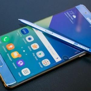 Toàn bộ Samsung Galaxy Note 7 sẽ bị tiêu hủy