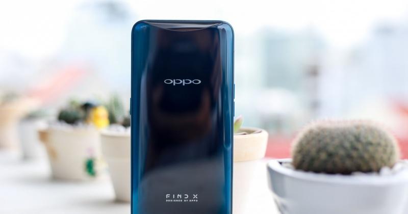 Trên tay OPPO Find X: Chiếc điện thoại đến từ tương lai?