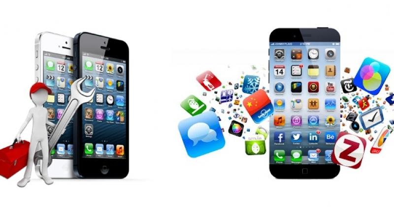 Trung tâm sửa chữa iPhone uy tín tại tphcm